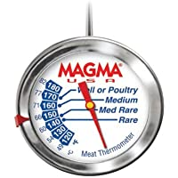 MAGMA A10-275 / Magma Gourmet Meat Thermometer - Stainless Steel