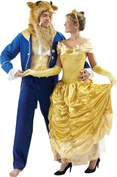 großhandel online 100% hohe Qualität bestbewertet Disney Herren Kostüm das Biest Vincent, the Beast in Größe L ...