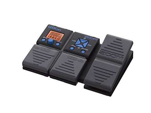 zoom g1xon guitar effects pedal with expression pedal buy online in uae musical instruments. Black Bedroom Furniture Sets. Home Design Ideas