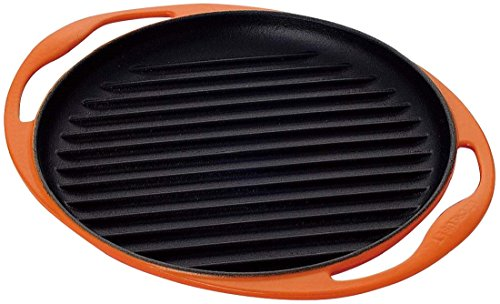 Round Skinny Grill by Le Creuset