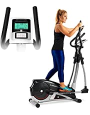 BH FitnessLightFit G2336RF - Bicicleta elíptica - Programas de entrenamiento - Sistema Inercial 10Kg - Zancada 30cm