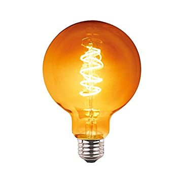 Garza A401130 Bombilla LED Vintage 1.2 W, 230 V, Espiral: Amazon.es: Hogar