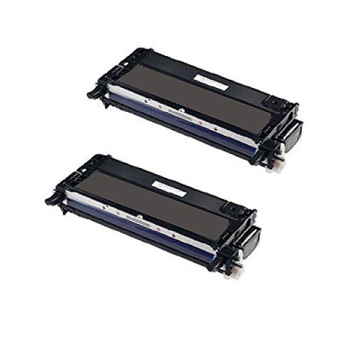 Remanufactured Xerox 2x 106R01395 (Phaser 6280) High Capacity Black Laser Toner Cartridge