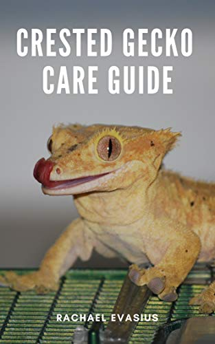 Gecko Crested Book - Crested Gecko Care Guide