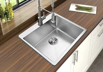 MOWA Topmount Stainless Steel Sink (Thick Deck)