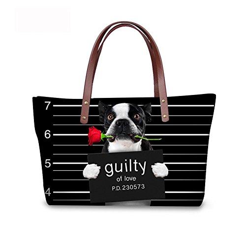 Casual Shoulder C8wc0313al Fashion FancyPrint Women Handbags Bags SZgqfI