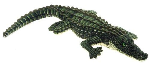 Fiesta Toys Alligator Gator Plush Stuffed Animal Toy 27Large Green