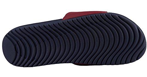 Sandales Nike Blue Sport Blue Kawa Blackened Homme Crush 602 Multicolore Slide Red Blackened de rwqrEvp