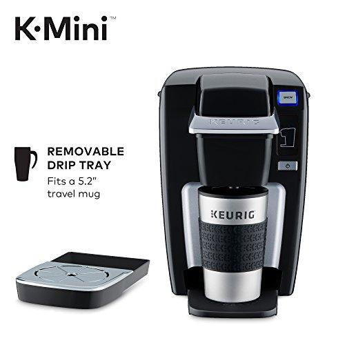 K Mini K15 Single Serve K Cup Pod Coffee Maker For Small