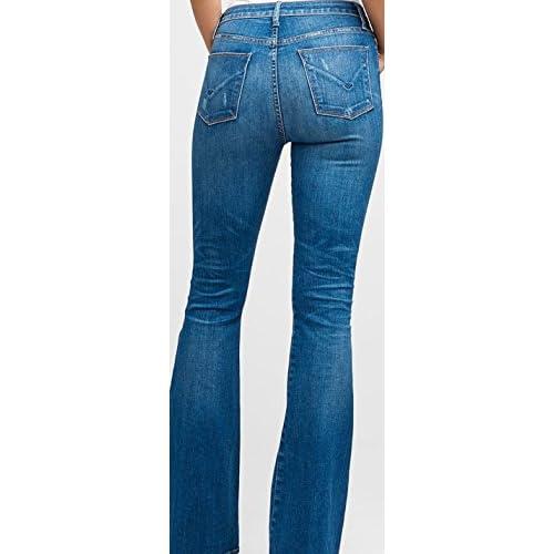 f653e5cd27a HUDSON Women's Jean Holly High Rise Flared Jeans Rogue WH536DYA ROGU ...