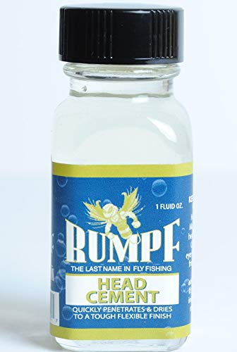 Rumpf Head Cement for Fly Tying