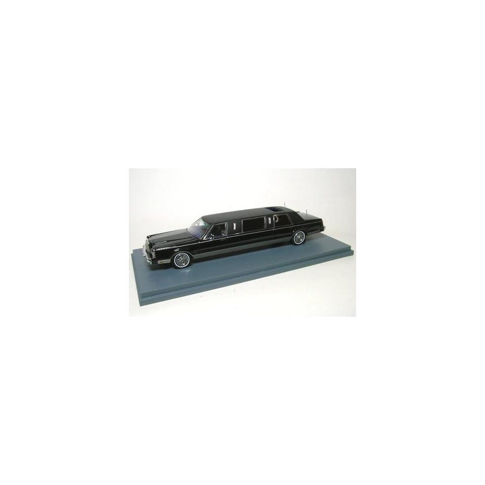 Lincoln Town car Stretch Limousine (black) Spielzeug