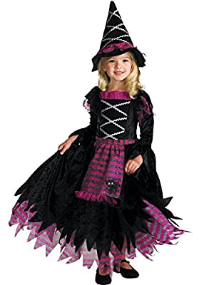 Disguise Girls Fairytale Toddler Witch Costume from Disguise