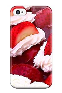Best Hot New Strawberry Case Cover For Iphone 4/4s With Perfect Design 3345542K56926373
