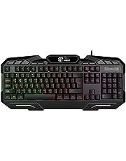 لوحة مفاتيح كاملة للألعاب RGB القياسية KL-4000