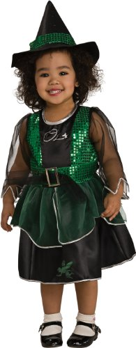 Wizard Of Oz Dorothy Costume Infant (Wizard Of Oz Costume, Wicked Witch Costume - Small)