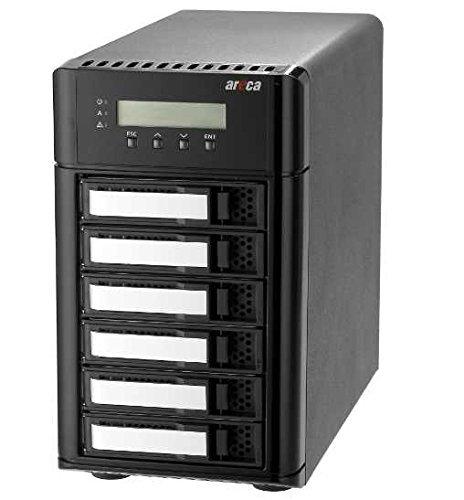 (税込) ARECA ThunderBolt3 ARECA x1 x2 Display B073PR3PBQ Port x1 8台搭載モデル ARC-8050T3-8 B073PR3PBQ 6ベイ 6ベイ, 細江町:a10c1d09 --- martinemoeykens.com