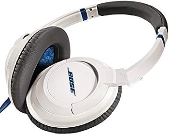 Bose SoundTrue Headphones, White
