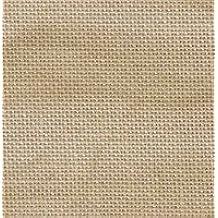 "Zweigart 28ct Vintage Cashel Linen-18x27"" Needlework Fabric - Country Mocha"