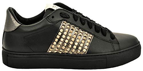 Femme Gymnastique de Chaussures Noir Stokton qTSEtRw