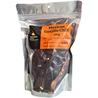 Poblano Mexican Guajillo Dry Chillies, 100 g