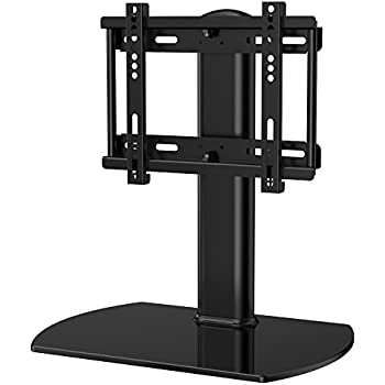 universal stand base swivel tabletop mount flat screen one component 50 tv with mobel oak stands