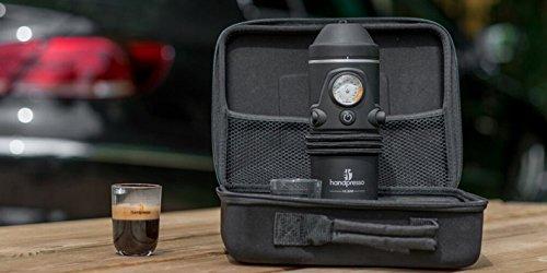 Handpresso Hybrid Auto Set, 140 W, 16 Bar, Black by Handpresso (Image #2)