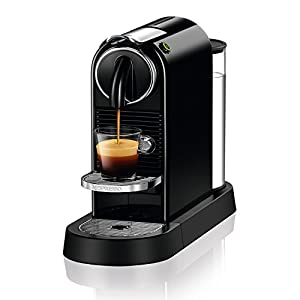 nespresso citiz espresso machine black discontinued model kitchen dining. Black Bedroom Furniture Sets. Home Design Ideas