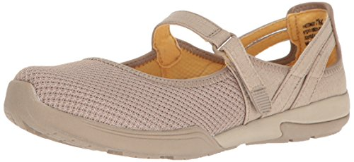 Baretraps Womens Hastings Mary Jane Flat Taupe
