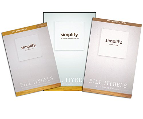 bill-hybels-full-set-simplify-ten-practices-to-unclutter-your-soul-book-study-guide-dvd