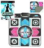 Dance Dance Revolution SuperNova 2 - Playstation DDR Dance Dance Revolution Non Slip Pad