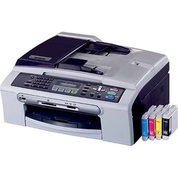 Fax Brother Impresora multifunción de inyección de Tinta MFC ...