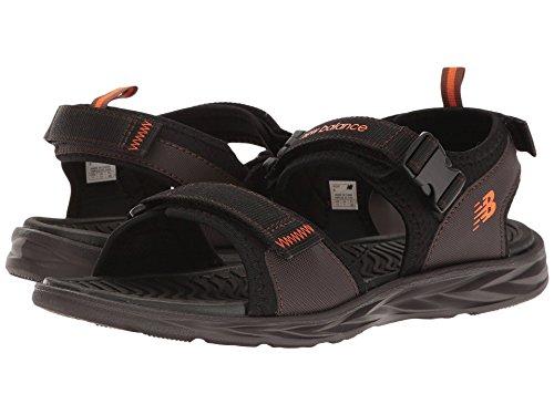 お風呂序文把握(ニューバランス) New Balance メンズサンダル?靴 Response Sandal Brown 7 (25cm) 4E - Extra Wide