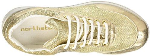 North Star Damen 5498232 Pumps Gold (Oro)