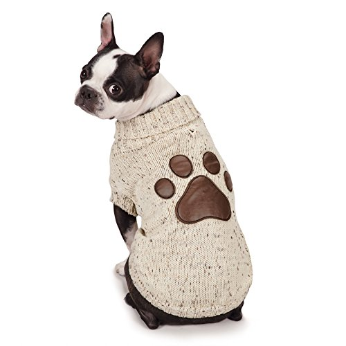 Zack & Zoey Aberdeen Sweater for Dogs, 16