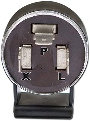 Blinkrelais Mechanisch 3 Pol 12v 21w X 2 3 4w X Geschaltenes Plus L Signal P Kontrollleuchte Stück Auto