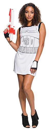 Rubie's Adult Star Wars Stormtrooper Rhinestone Costume Dress Set, Large for $<!--$16.37-->