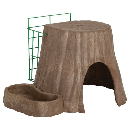 - Kaytee Tree of Life 3-in-1 Pet Habitat Accessory, Large