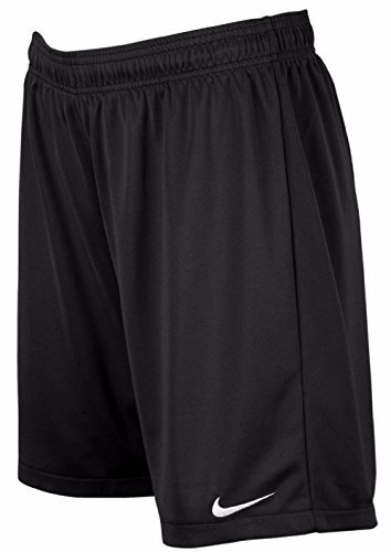 Nike Womens Equalizer Soccer Shorts (Medium, Black)