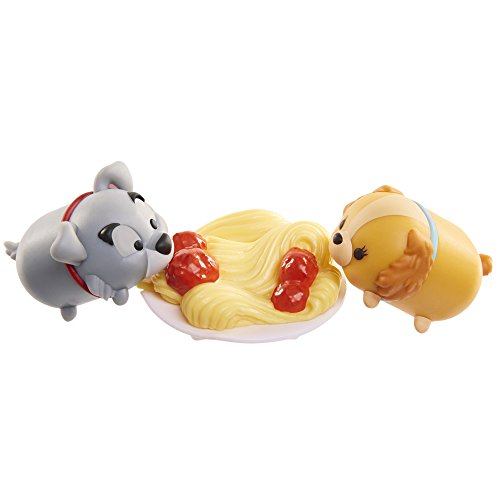 Tsum Tsum Disney Lady and the Tramp Tsweeties