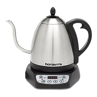 Bonavita BV382510V 1.0L Digital Variable Temperature Gooseneck Kettle (B005YR0F40) | Amazon Products