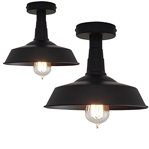 Black Wrought Iron Outdoor Lighting in Florida - 6
