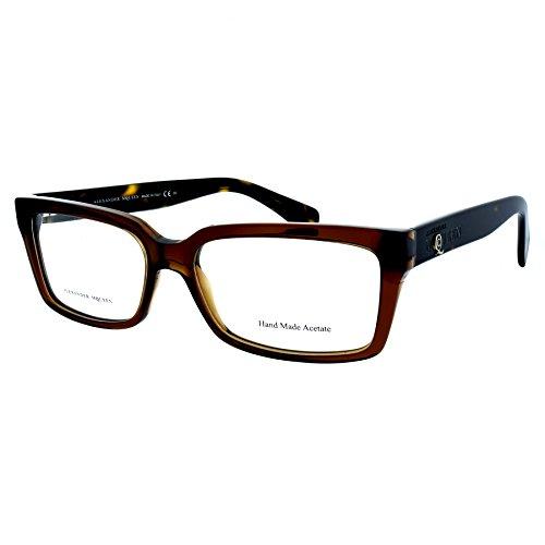 Alexander Mcqueen 4182 Eyeglasses Color 0WCG - Eyeglasses Alexander Mcqueen