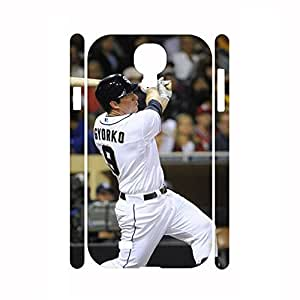 Awesome Designer for You Baseball Hard Plastic Skin Phone Shell Cover Skin for Samsung Galaxy S4 I9500 Case WANGJING JINDA
