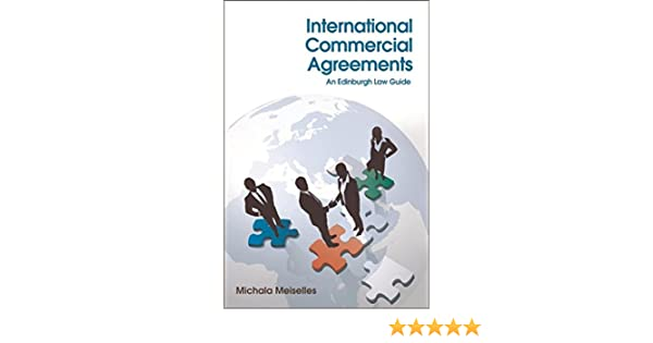 International Commercial Agreements - Kindle edition by
