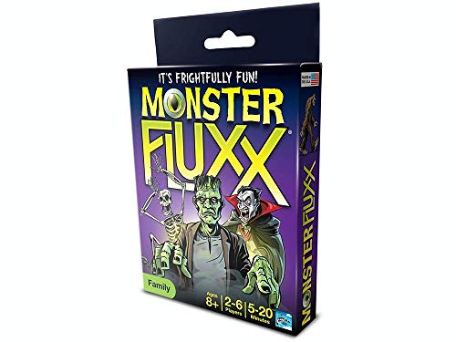Looney Labs Monster Fluxx -