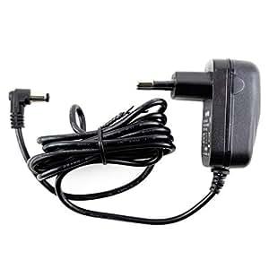 MyVolts Cargador 9V compatible con Amplificador Micrófono Marshall MS-2 (Fuente de alimentación) - enchufe español