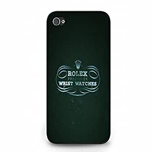 Fantasy Rolex Phone Case For Iphone 5/5s Fashionable Rolex Design