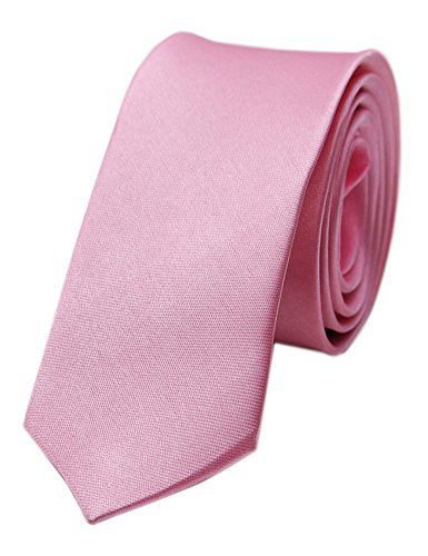 Men's Blush Red Textured Party 100% Silk Jacquard Woven Self Thanksgiving Ties