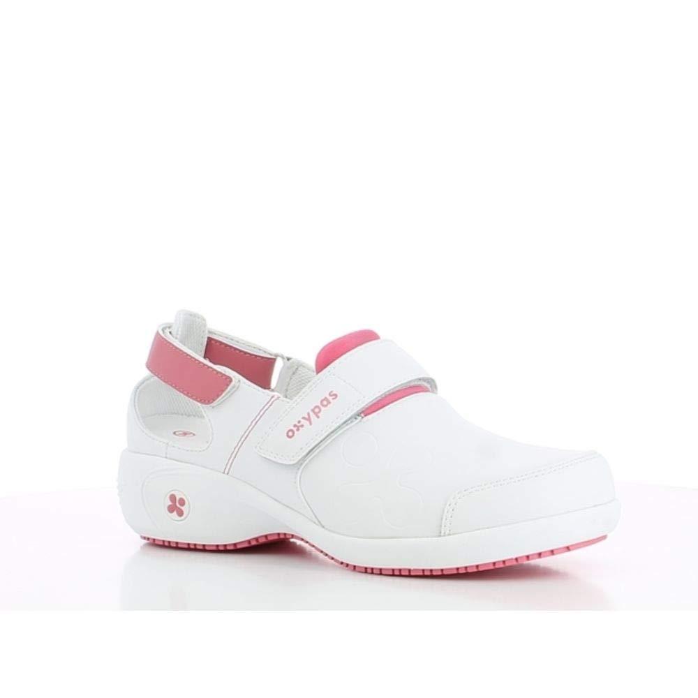 36 EU 3.5 UK Black Oxypas Move Up Salma Slip-resistant Antistatic Nursing Shoes